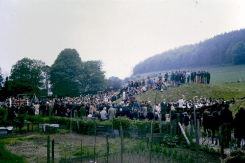 Silver Jubilee Playground Opening by HRH Princess Anne, 24 May 1978